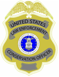 officer wayne v moses conservation law enforcement office cleo 30th security forces squadron s3ws